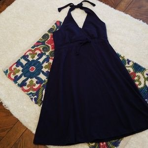 Venus Halter Dress SZ S